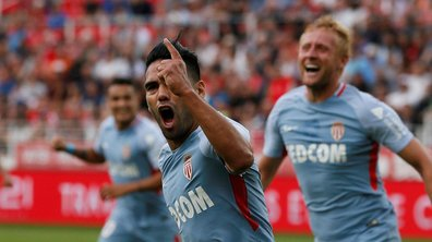 AS Monaco: Falcao, le phénix du rocher