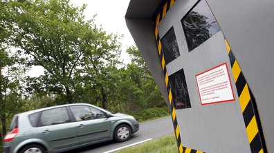 Un premier radar anti-contresens testé en France !