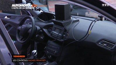 Sécurité routière : Les radars embarqués privés débarquent !
