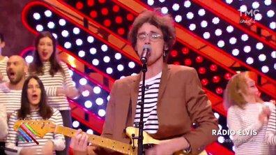"""Radio Elvis - """"Les Moissons"""" en live sur Quotidien"""