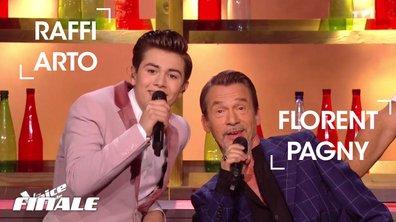 Raffi Arto & Florent Pagny | La boîte de jazz | Michel Jonasz