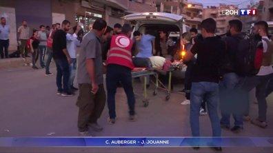 Raid de l'aviation turque en Syrie : au moins 26 civils tués