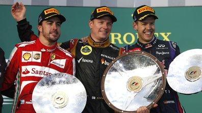 F1 - GP d'Australie : la victoire pour Kimi Raïkkonen