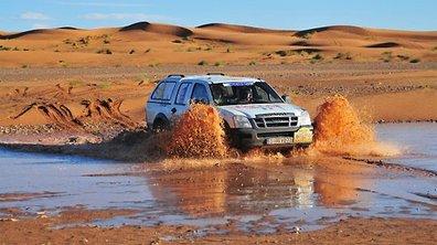 Rallye des Gazelles 2009 : L'épreuve