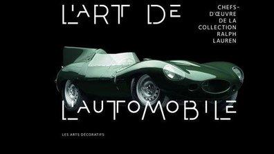 Exposition automobile Ralph Lauren du 28 avril au 28 août 2011