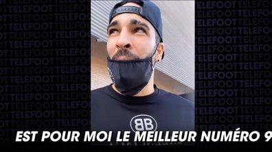 VIDEO - Rami encense Benzema