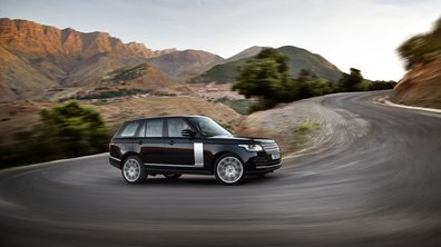 Range Rover 2013 : à partir de 89.800 euros