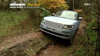 Plein Phare : Range Rover, plus de 40ans de succès !