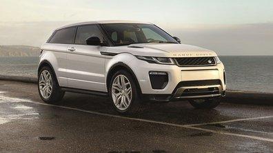 Range Rover Evoque 2015 : plus viril et plus sobre