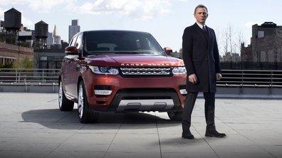 Salon de New York 2013 : le nouveau Range Rover Sport au régime !