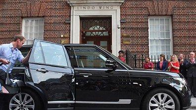 Le Range Rover du Prince William est en vente