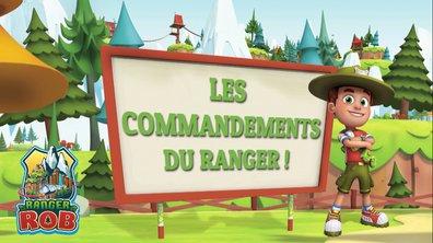 Les commandements du Ranger !
