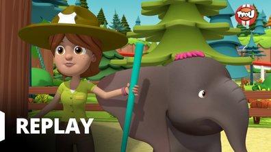 Ranger Rob - La sieste des animaux au Grand Parc Aventure