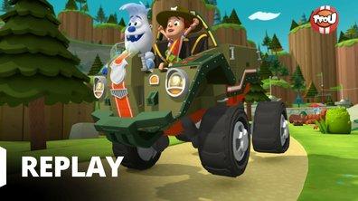 Ranger Rob - S02 E28 - Les rangers Yétis sont en patrouille