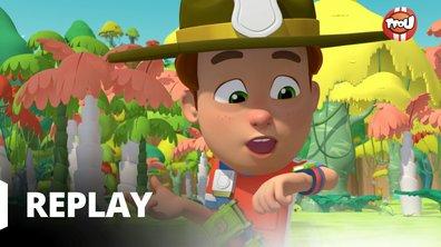 Ranger Rob - Un grondement mystérieux en pleine jungle