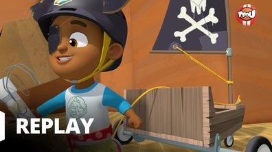 Ranger Rob - Un nouveau jeu de casse-tête au Grand Parc