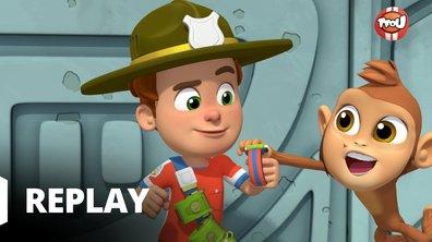 Ranger Rob - Une grande découverte au Grand Parc Aventure - I