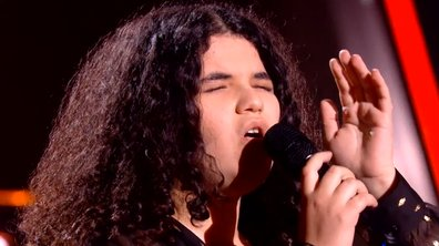 "THE VOICE 2020 - Rania Kameche chante ""Chanson en langue inconnue"" de Paul Misraki"