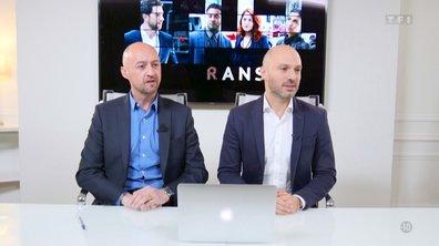 Laurent Combalbert et Marwan Mery décryptent le premier épisode de Ransom
