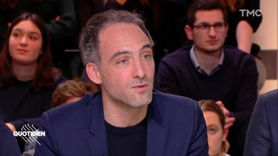 """Raphaël Glucksmann : """"Le débat, ça ne peut pas être Emmanuel Macron ou l'extrême-droite"""""""