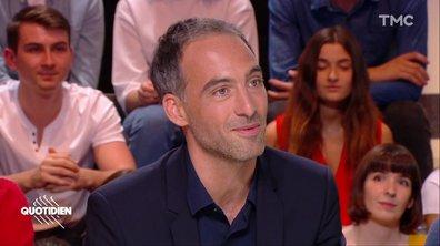 """Raphaël Glucksmann : """"Jean-Luc Mélenchon ne permet pas à une gauche intelligente d'émerger"""""""