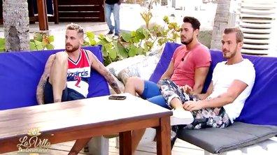Raphaël, Rémi et Julien en date : c'est l'amour à la plage