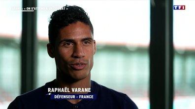 "Raphael Varane : "" On s'attend à un combat"""