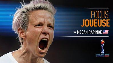 France - USA : Voir le match de Megan Rapinoe en vidéo