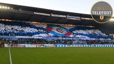 Mercato: plusieurs clubs anglais s'intéressent à Eric Marester (RC Strasbourg)