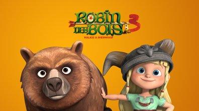 Robin des bois - Saison 3 - Premières images