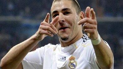 Benzema offre le nul au Real Madrid face à Milan !