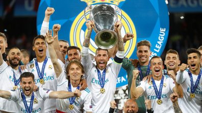 Le Real Madrid remporte sa 13e Ligue des champions !