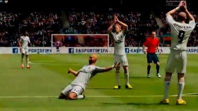 VIDEO Insolite : But exceptionnel marqué sur FIFA 15