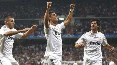 Le Real Madrid de Jose Mourinho surclasse l'Ajax Amsterdam !