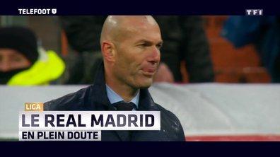 [EXCLU Téléfoot 14/01] - Crise au Real Madrid : Zidane pas menacé, même en cas de défaite face au PSG en C1