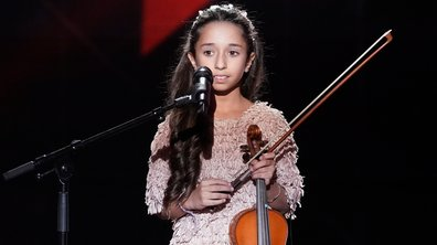 "The Voice Kids 2020 - Rébecca chante ""Comme toi"" de Jean-Jacques Goldman"