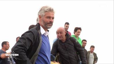 Le rebelle Laurent Wauquiez est (déjà) de retour