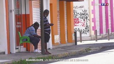Reconfinement de la Guadeloupe : comment réagissent les habitants ?