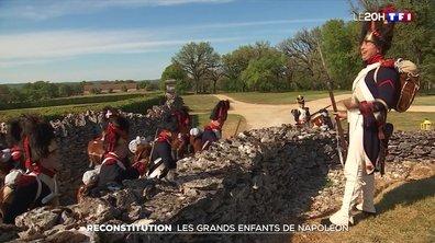 Reconstitution historique : à la rencontre des grands enfants de Napoléon