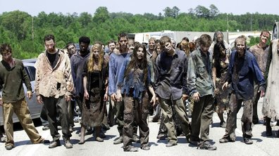 The Walking Dead Saison 5 réalise un nouveau record d'audience