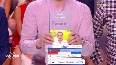 """Recyclage et punchlines : dans les """"Passions"""" de Nicolas Sarkozy"""