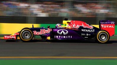 F1 : Red Bull et  Infiniti, c'est fini !
