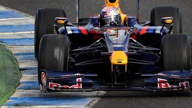 Grand Prix de Chine : Shanghai profite à Vettel