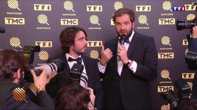 Le Red Carpet de Q d'Or présenté par Eric et Quentin