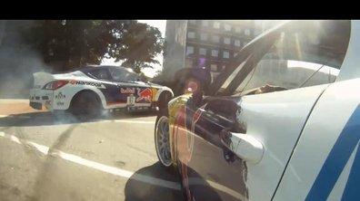 Insolite : du drift dans les rues d'Atlanta