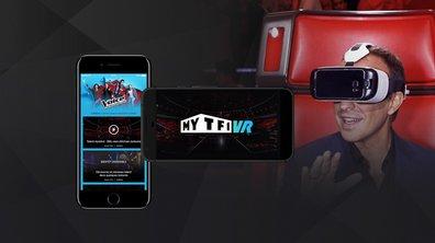 Visionnez les auditions à l'aveugle en Réalité Virtuelle avec MYTF1 VR !