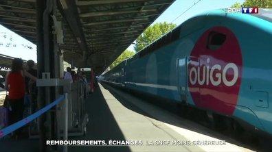 Remboursements et échanges des billets : la SNCF moins généreuse