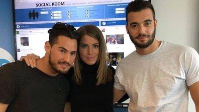 Emilie, Loïc et Rémi ont répondu à vos questions, découvrez leurs réponses !