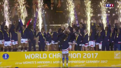 [EXCLU Téléfoot 17/12] - Championnat du monde - La France fait tomber la Norvège et remporte un deuxième titre mondial