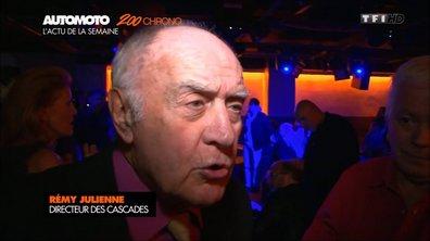 VIDEO - Hommage à Rémy Julienne, le Maître des cascadeurs